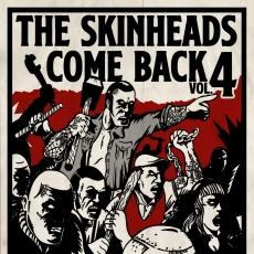 THE SKINHEADS COME BACK VOL. 4 - SAMPLER