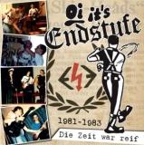ENDSTUFE – DIE ZEIT WAR REIF - CD