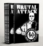 BRUTAL ATTACK - 40 YEARS OF LOVE & HATE - CD + DVD