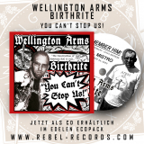 Birthrite / Wellington Arms – You Can't Stop Us! M-CD